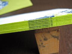 Bright Green Edge Coloring