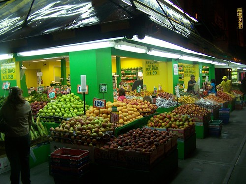 United Brothers Fruit Market, Astoria, Queens
