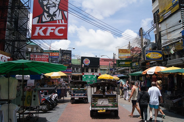 KFC on khaosan road