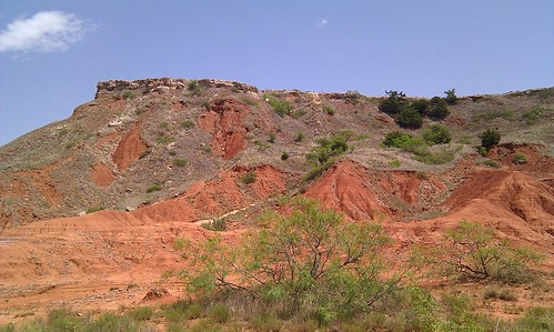 Gloss Mountains