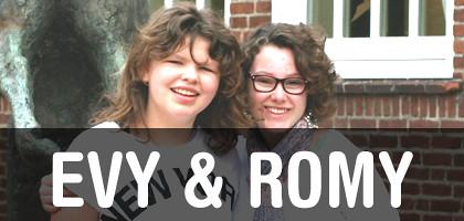 Evy & romy