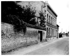 Liesse juillet 1959 - Rue de Sainte Suzanne