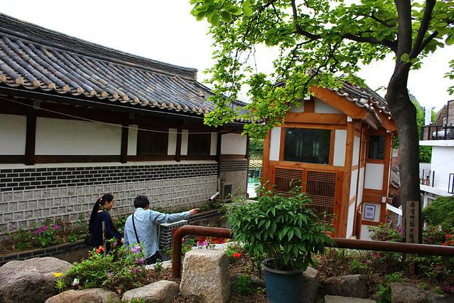 Bukchon Hanok Village - Seoul