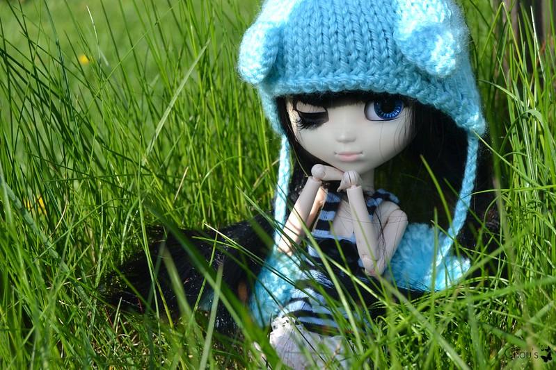Smiling in sunshine - Cassia, Akemi Homura