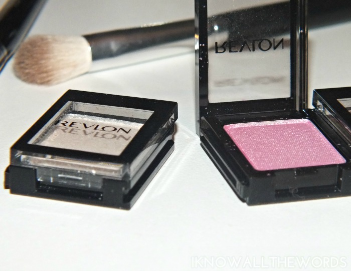 REVLON shadowlinks eyeshadow- interlocking sides