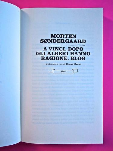 A Vinci, [...], di Morten Søndergaard. Del Vecchio edizioni 2013. Art direction, cover, logo: IFIX. Frontespizio: pag. 7 (part.), 2