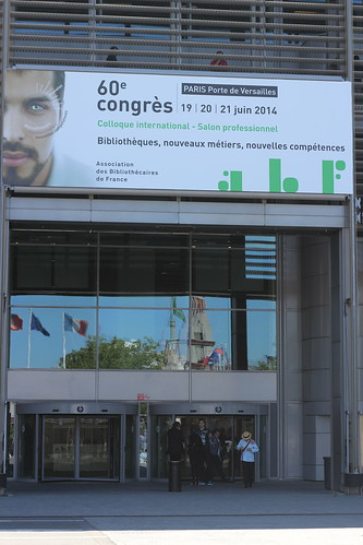 60e Congrès de l'ABF - Porte de Versailles