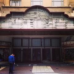 Antiguo Cine Huérfanos / Hoyts #Santiago #Chile