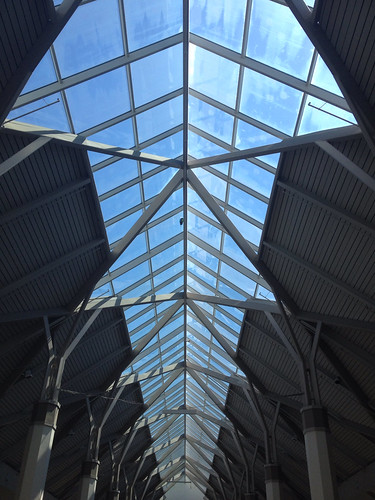 Providence mall by tao wang, via I {heart} Rhody