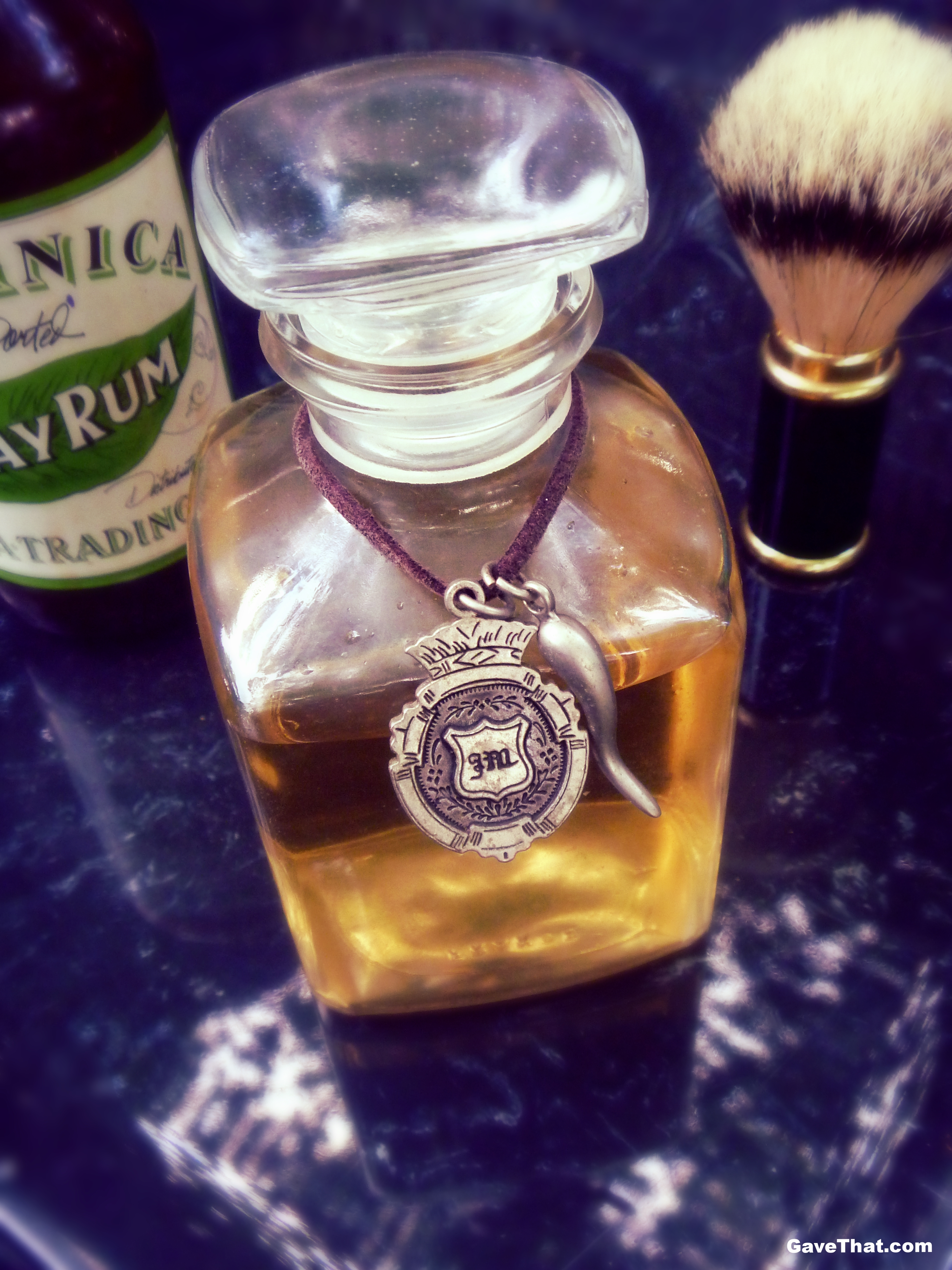 Natural DIY Bay Rum Aftershave and Cologne Recipe