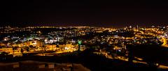 Jérusalem Est de nuit
