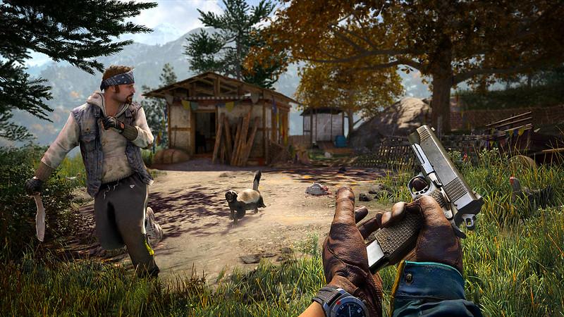 Ubisoft: NPCs Will Make Far Cry 4's World Feel Like A Real Place 1