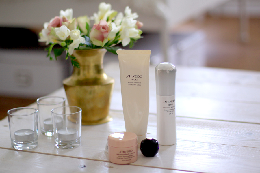 Shiseido Press Conference Healthy Lifestyle Day Beauty Blogger CATS & DOGS Ricarda Schernus berlin 2