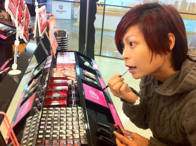 rebecca saw - skin anniversary korea