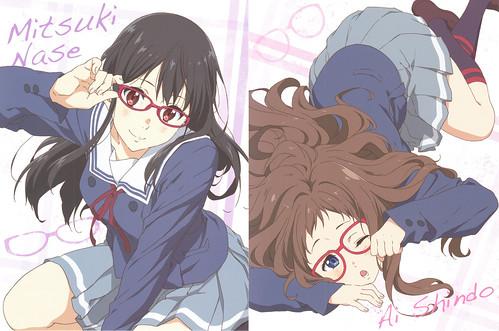 140702(2) - 慶祝BD vol.7最終卷今天發售、京阿尼動畫《境界の彼方》宣布2015年春天上映劇場版! 2 FINAL