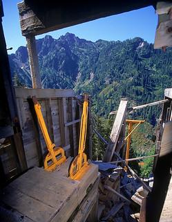 Tramway- Kromona mine - Washington State