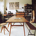 Truck Furniture Japan {industrial rustic modern studio / dining room}