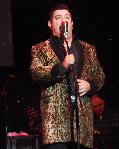 The Big Bopper. Rock n Roll Paradise, Congress Theatre, Eastbourne