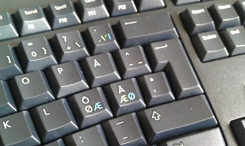 Nordic keys