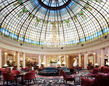 Hoteles y pisos de lujo en madrid vida de hogar for Hoteles lujo madrid