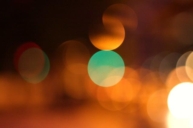 My reality...     -street lights-    [ Εxplored] July 1 2011]