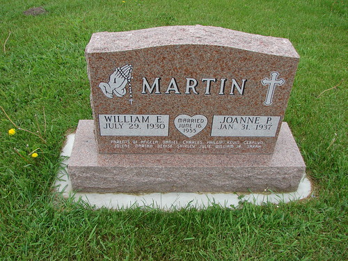 William and Joanne Martin