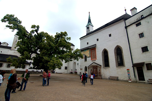 Festung Hohensalzburg 薩爾斯堡 霍亨薩爾斯城堡
