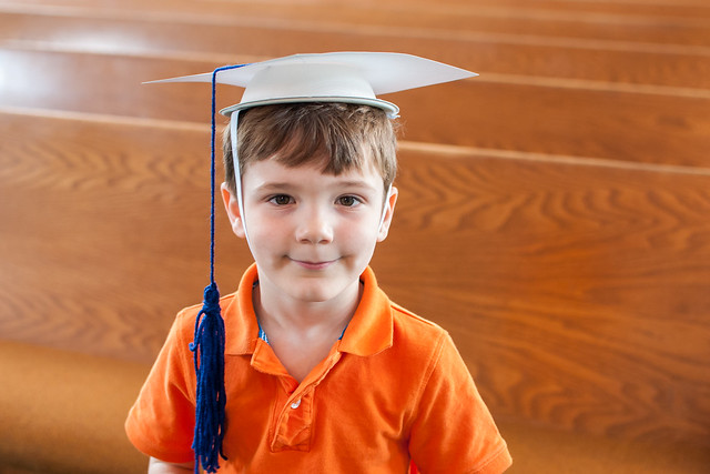 Preschool Graduate!
