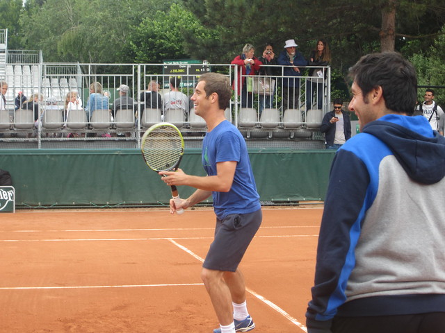 Richard Gasquet and Sébastien Gosjean