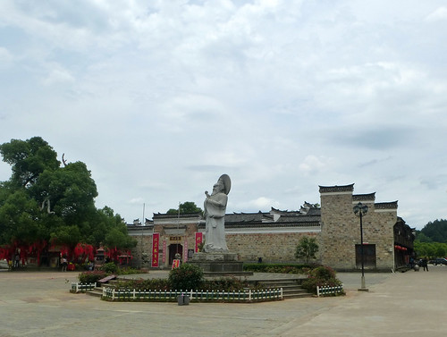 Jiangxi-Longhu Shan-2 Shangqing-temples taoistes (18)