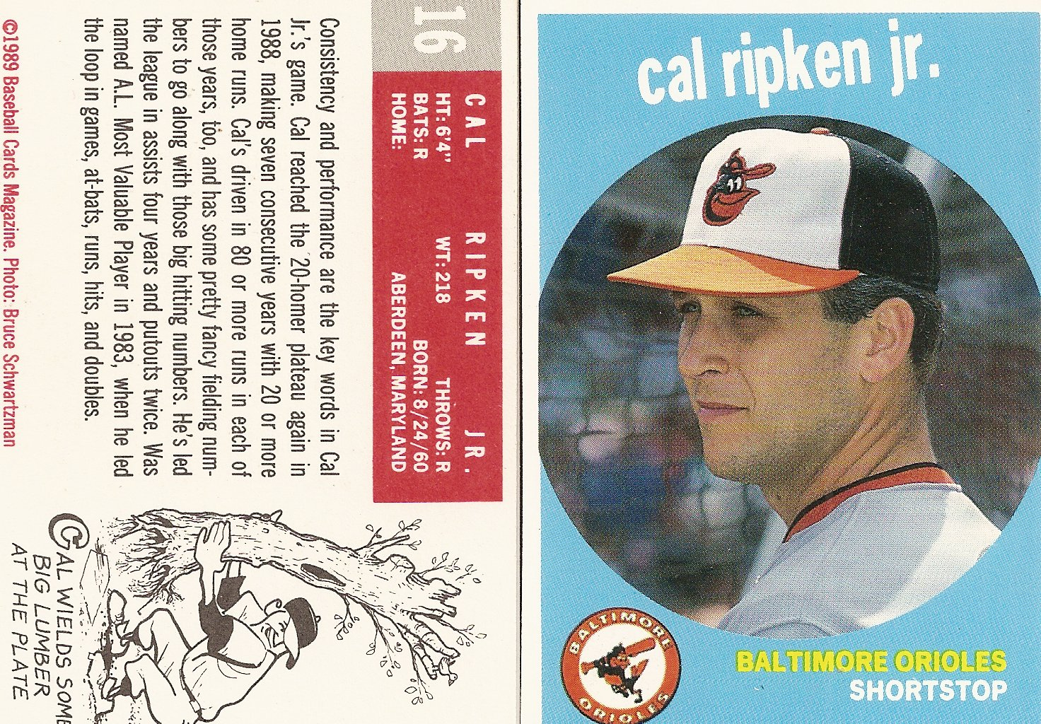 Cal Ripken Jr Price List Supercollector Catalog