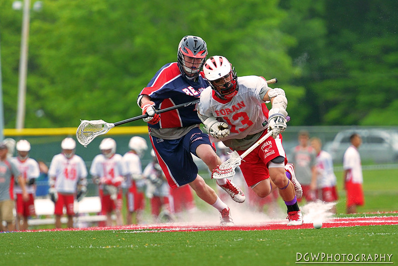 Foran High vs. New Fairfield Boys Lacrosse