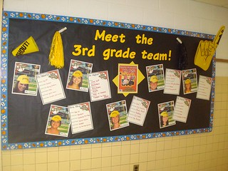 Meet the 3rd Grade Team!