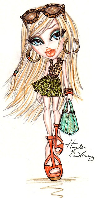 Bratz 39 Style It 39 Cloe By Hayden Williams Flickr Photo Sharing