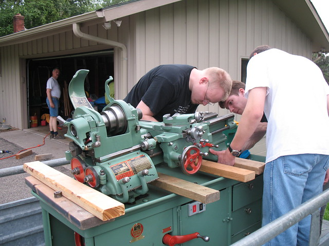 Erik 39 s south bend 10 lathe flickr photo sharing for Craigslist south bend farm and garden