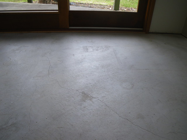Dyed Concrete Flooring : Concrete polished floor dyed floors