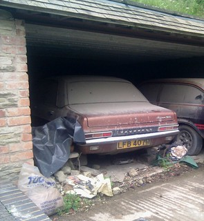 1976 Vauxhall dusty thing (1.8)
