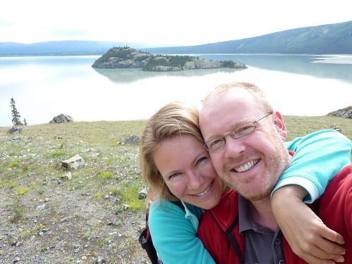 Alcan - Kluane Lake - 2