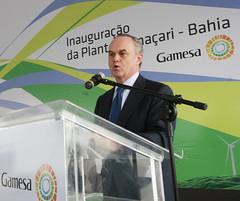 Jorge Calvet, de Gamesa