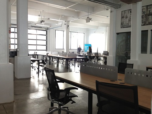 New San Francisco office space