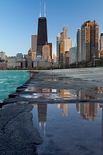 Chicago Reflection.
