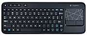 Logitech Wireless Touch Keyboard K400 (S$59)