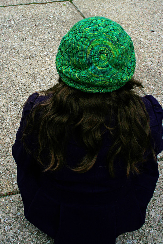 Ireland for St. Pat's Hat