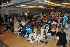 Fursuit Group Photo