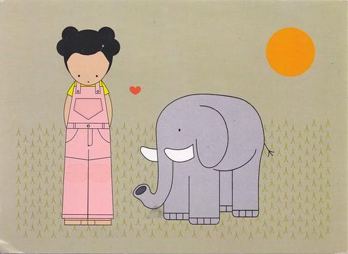 Mu & Me-Amelia & Hugo