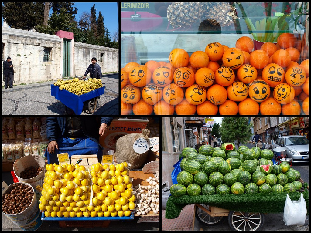 Fruchtiges Istanbul