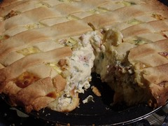 Pizza Rustica by Teckelcar