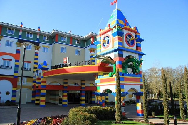 Lego Resort Hotel Uk