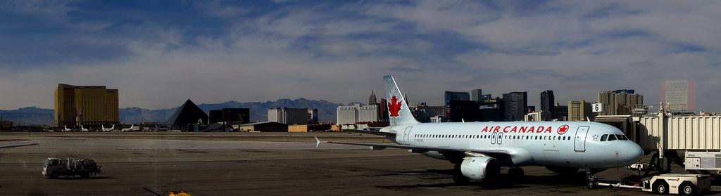 Las Vegas Airport 2012