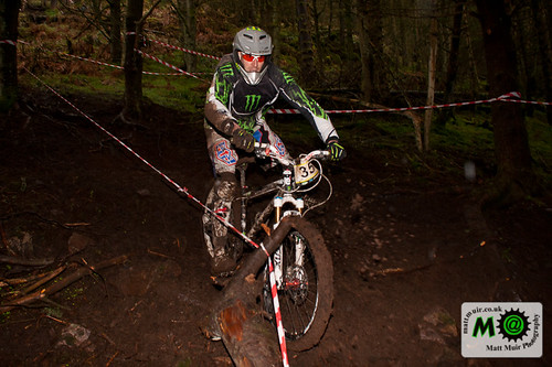 Photo ID 111 - 35 - Rob HALL-PATCH - Senior, Northern downhill 2012 Round 1 - Alwinton, Race run 1 by mattmuir.co.uk